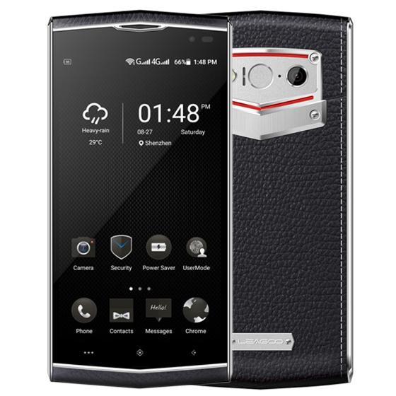 "[Précommande] Smartphone 5"" Leagoo Venture 1 Dual SIM Noir Full 4G - IPS HD, Octa-core MTK6753 1.3GHz, RAM 3Go, 16Go, Dual OS"