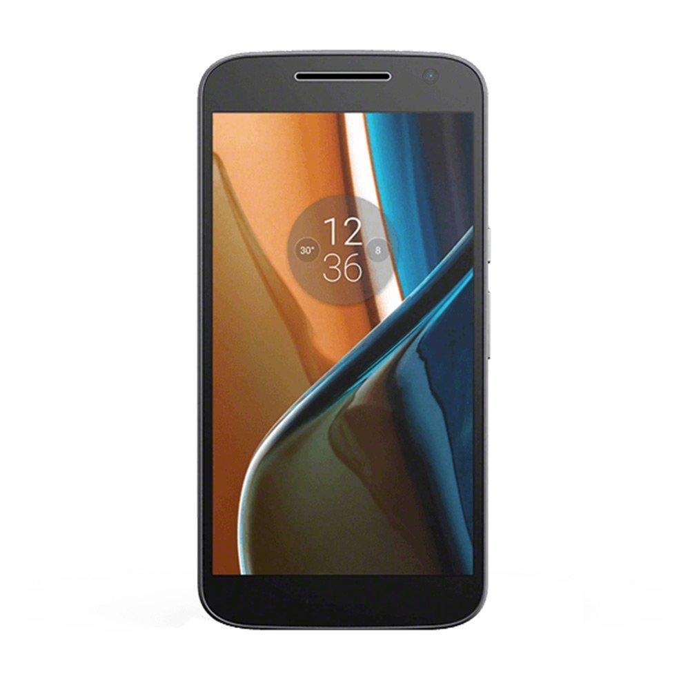 """Smartphone 5.5"""" Lenovo Moto G4 Noir - Double SIM, RAM 2 Go, ROM 16 Go"""