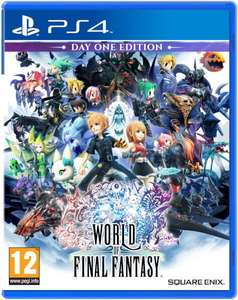 [Précommande] World of Final Fantasy - Day One Edtion sur PS4