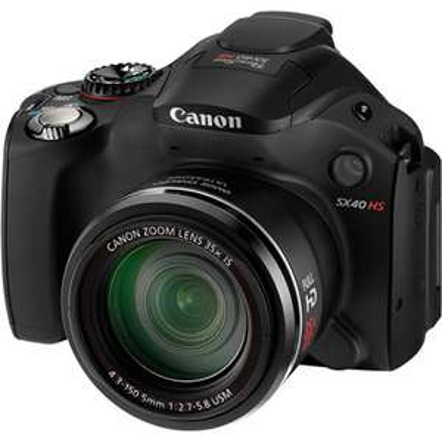 Appareil Photo Bridge Canon PowerShot SX40 IS