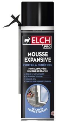 Destockage sur une sélection d'articles - Ex: Mousse expansive Power isole Elch 500ml