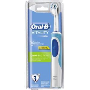 Brosse à dents électrique oral-B vitality cross action - différents modèles (via 7,95€ fidélité)