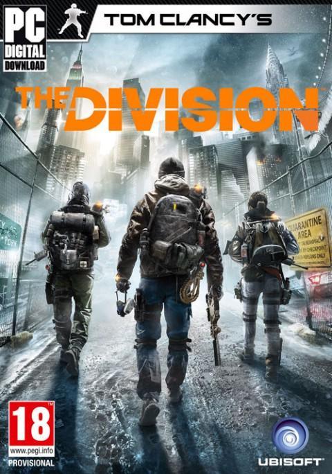 Jeu The Division sur PC