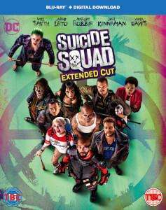 Précommande : Blu-ray Suicide Squad Extended Edition