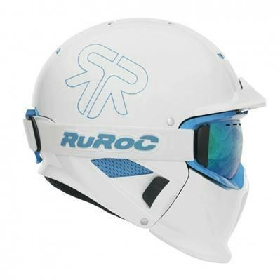 Casque Ruroc RG1-X - Différentes tailles et coloris