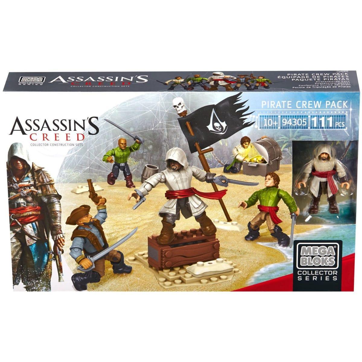 Jusqu'à 70% de réduction sur une sélection de jouets - Ex: Assassin's Creed Pack de la Révolution Française Megablock