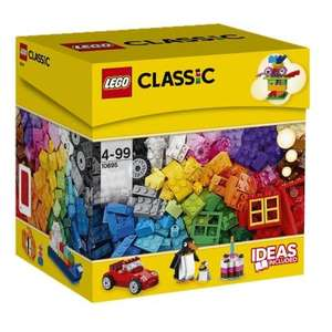 Jeu de construction Lego Classic - 580 pièces, n°10695