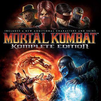 Mortal Kombat Komplete Edition (Plus d'autres jeux récents à -30%)