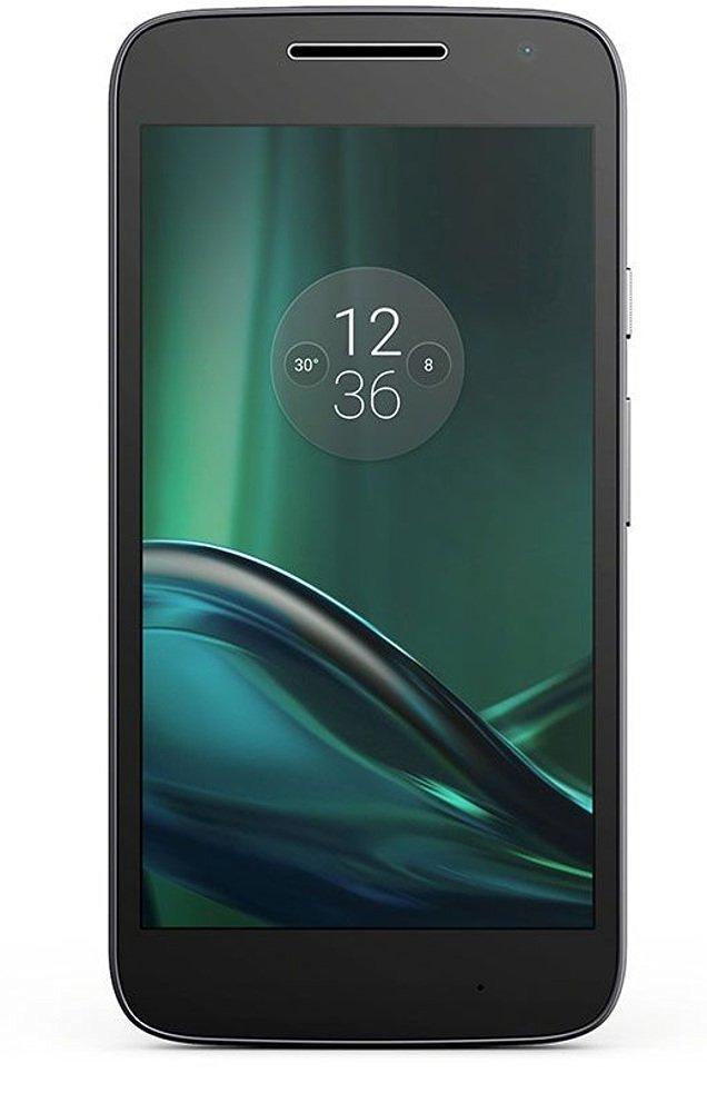 Smartphone 5'' Motorola Moto G4 Play Noir - Android 6.0, 2 Go RAM, 16 Go ROM