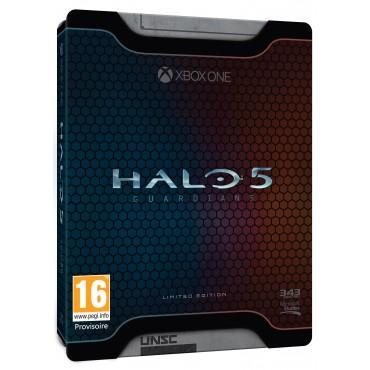 Sélection de jeux Xbox One en promo - Ex : Halo 5 Guardians Edition Limitée