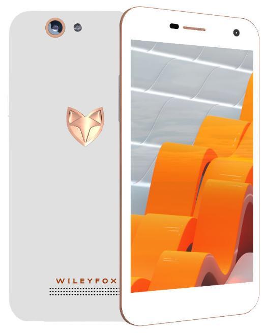 Pack Wileyfox Spark+ avec coque de protection et verre trempé - 129,99€