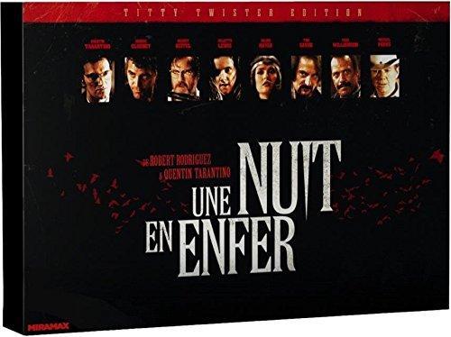 Coffret Blu-ray Une Nuit en Enfer (Édition Titty Twister)