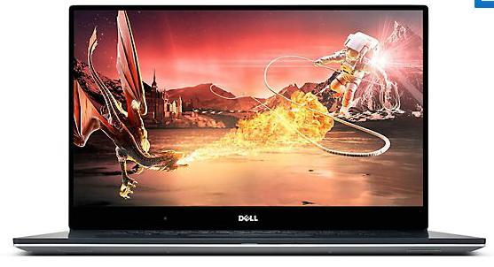"PC Portable 15"" XPS 15 - Full HD InfinityEdge, i5-6300HQ, RAM 8 Go, HDD 1 To + SSD de 32 Go, GTX 960M"