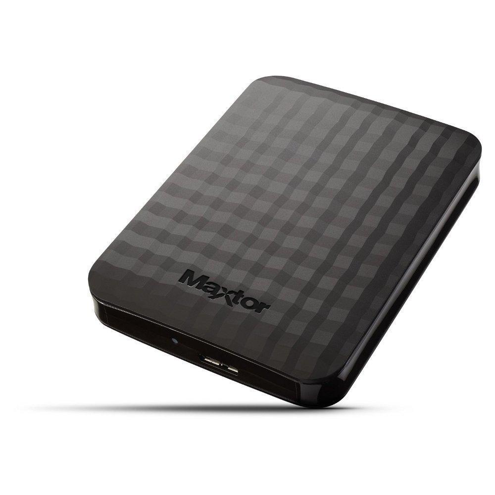Disque dur externe Maxtor USB 3.0 Noir - 2 To