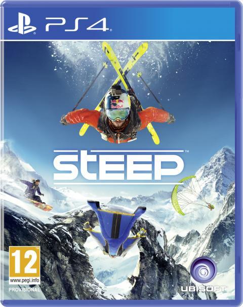 Précommande : Steep sur PS4