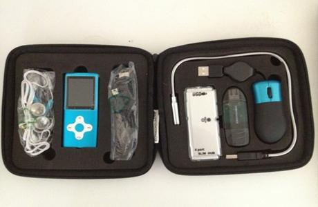 Accessoires ordinateur portable + MP3 2GO (4,9€ de port)