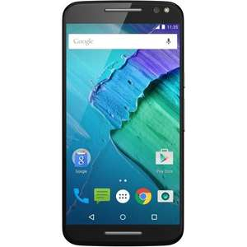 "Smartphone 5.7"" Motorola Moto X Style - 32 Go, noir"