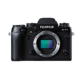 Appareil photo hybride Fujifilm X-T1 16MP - Boitier nu (via ODR de 300€)