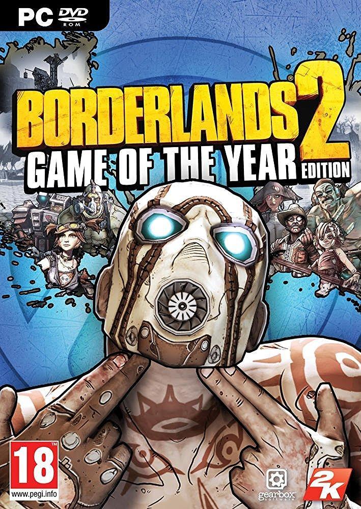 Borderland 2 - Edition jeu de l'année sur PC