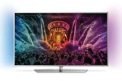 "TV LED 43"" Philips 43PUS6551 - Ultra HD, Wifi"