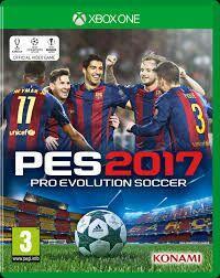 Pro Evolution Soccer 2017 sur Xbox One ou PS4 (via ODR de 7€)