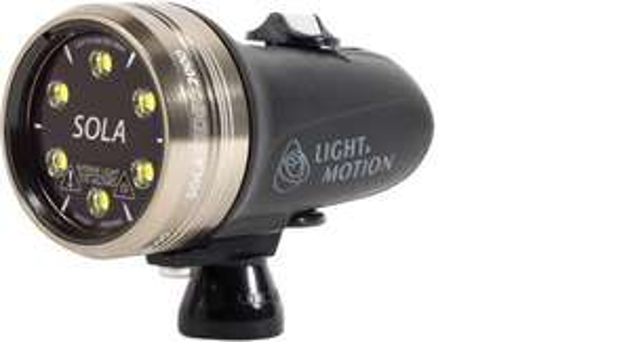 Phare Sola video 1200 Light & Motion