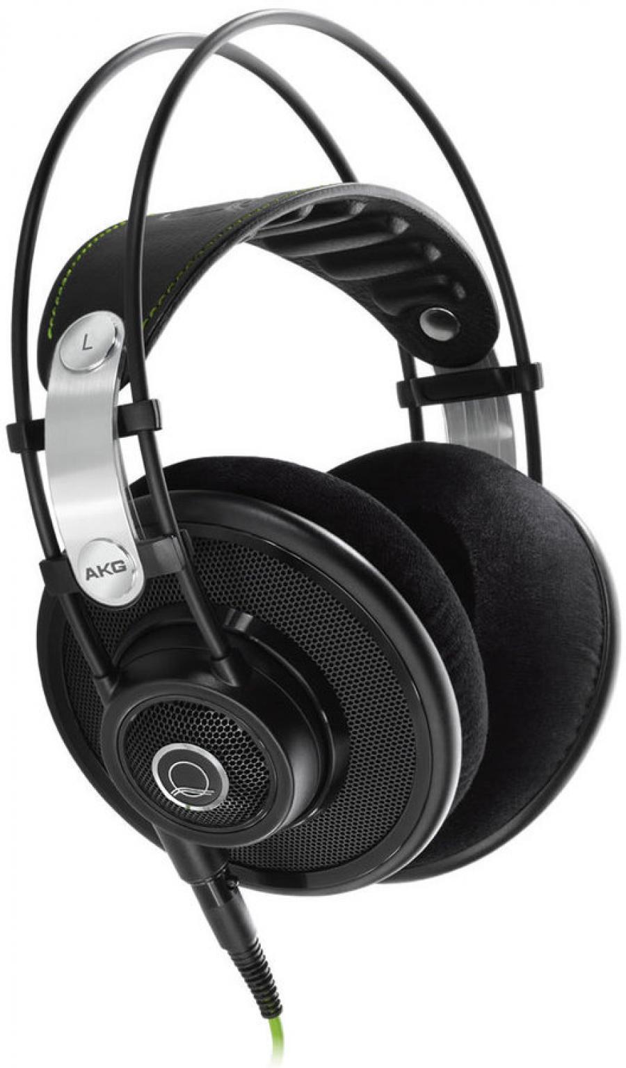 Casque audio AKG Q701 - Noir