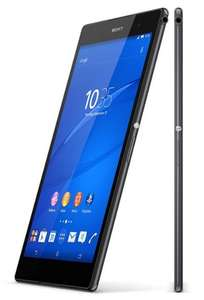 "Tablette 8"" Sony Xperia Z3 Compact - Noir, Full HD, 16 Go"