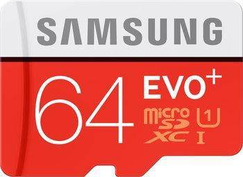 Carte microSDXC Samsung Evo Plus - 64 Go