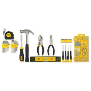 Coffret outils Stanley - 38 pièces