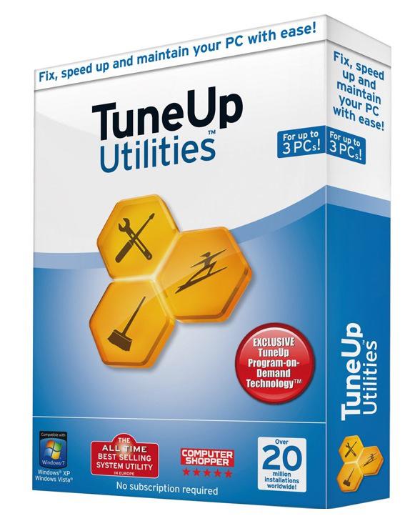 TuneUp Utilities 2012 Gratuit