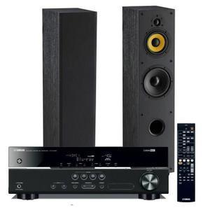Amplificateur Yamaha HTR-2067  + Enceintes colonnes Davis Acoustics