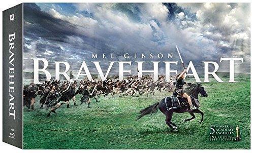Coffret Limité Braveheart (Blu-ray + DVD + Goodies)