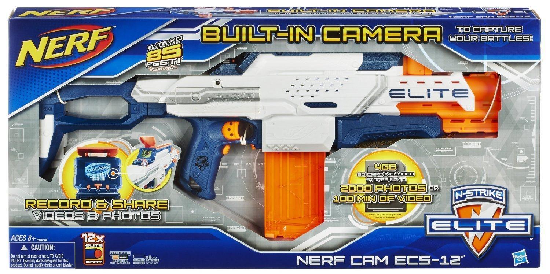 Fusil Nerf Procam ECS 12