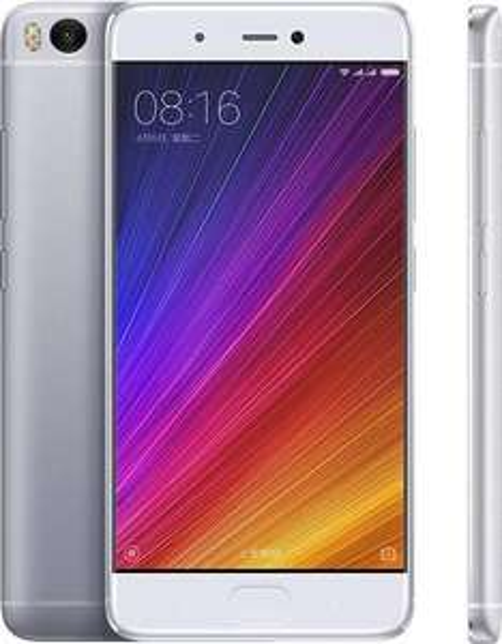 """Sélection de Smartphones Xiaomi Mi 5S et Mi 5S Plus en promotion - Ex: Mi 5S 5.15"""" Silver (Full HD, Quad-core Snapdragon 821 2.15GHz, RAM 3Go, 64Go)"""
