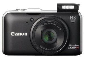 Appareil photo Canon PowerShot SX230 HS