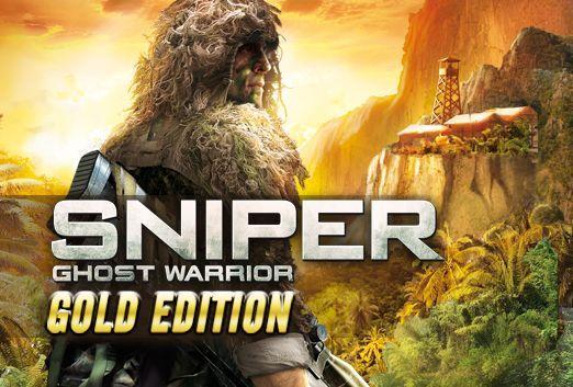 Sélection de Jeux en promotion sur PC (Dématérialisés - Steam) - Ex: Sniper Ghost Warrior Gold Edition