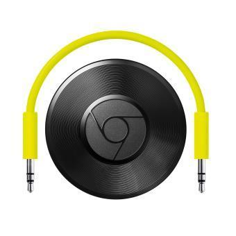 [Clients SFR] Google Chromecast Audio (via ODR 20€)