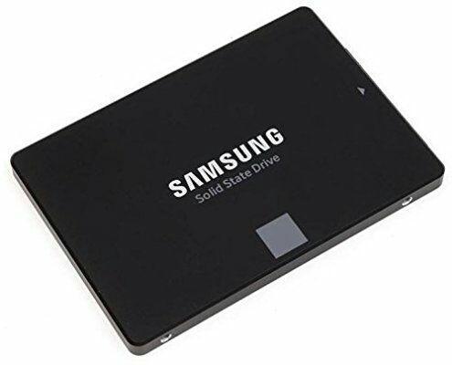 """SSD 2.5"""" Samsung EVO 850 MZ-75E250B/EU - 250 Go"""