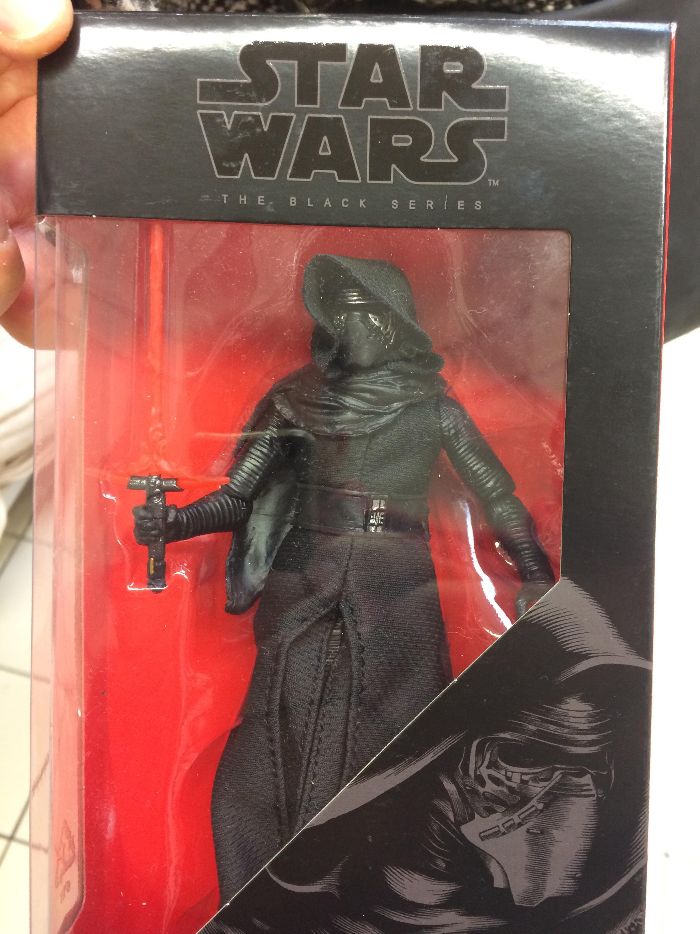 Figurine Star Wars Black Series - Plusieurs modèles (15 cm)
