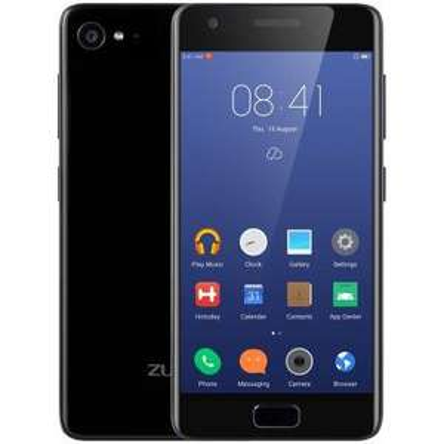 """Smartphone 5"""" Lenovo Zuk Z2 Dual nanoSIM Noir -, FHD, Quad-core Snapdragon S820 2.15GHz, RAM 4Go, 64Go"""