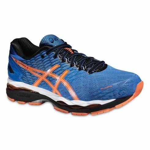 Chaussures de running Asics Gel Nimbus 18 pour Homme ou Femme - Plusieurs coloris