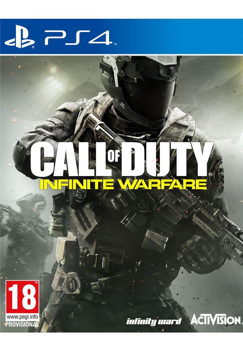 Call of Duty Infinite Warfare sur PS4 et Xbox One
