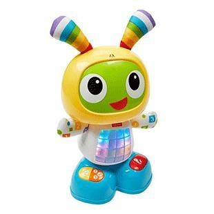 Jouet premier âge Fisher Price Bebo Le Robot - (via 9.23€ sur la carte + BDR de 10€)