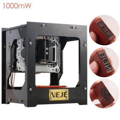 Imprimante Graveur Laser NEJE DK-8-KZ - Noir, 1000mW