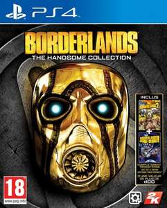 Borderlands : The Handsome Collection sur PS4 (dématérialisé)