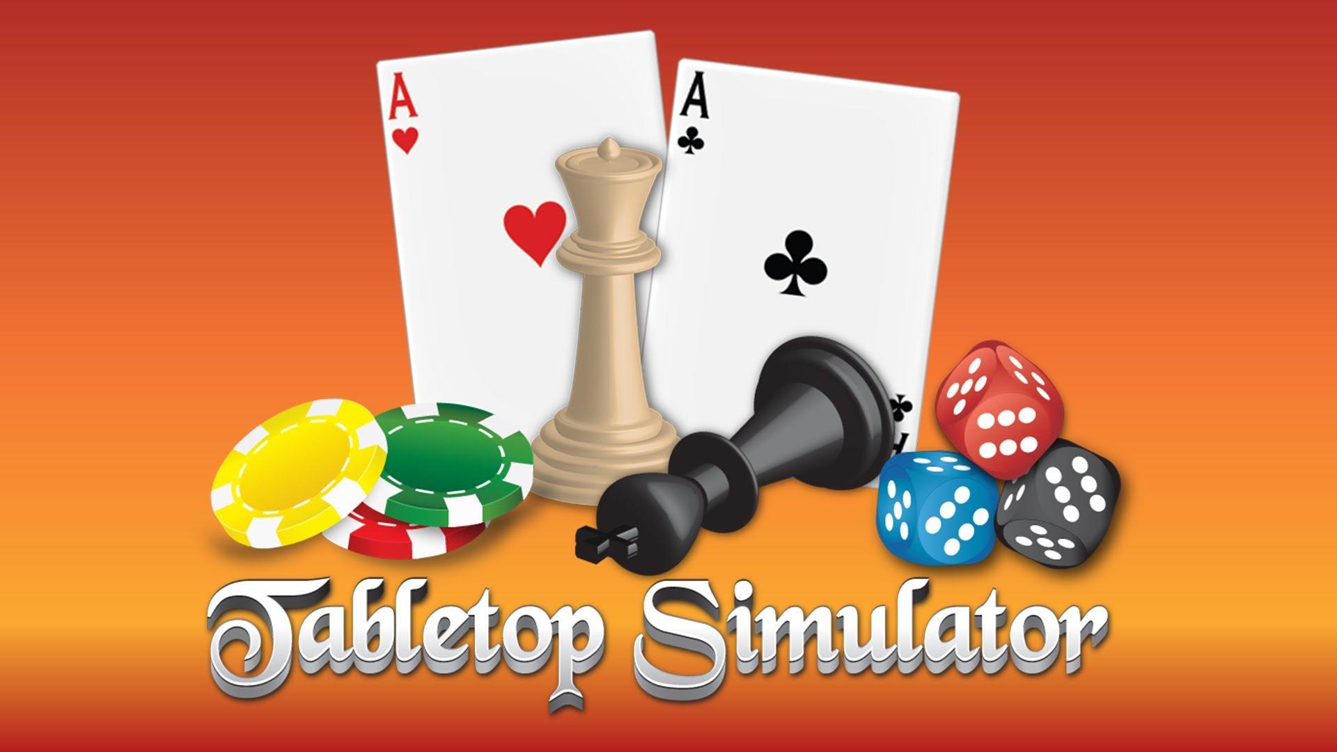 Jeu Tabletop simulator sur PC (Dématérialisé - Steam)