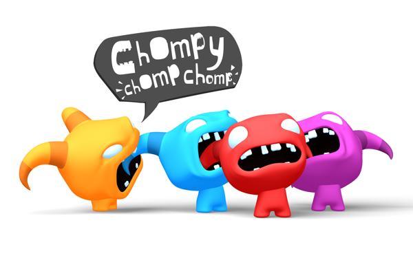Sélection de Jeux en promo (Dématerialisés) - Ex: Chompy Chomp Chomp Party sur Wii U ou 3DS + 20 points Nintendo