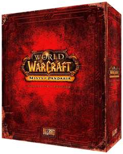 Coffret Collector World of Warcraft Mists of Pandaria