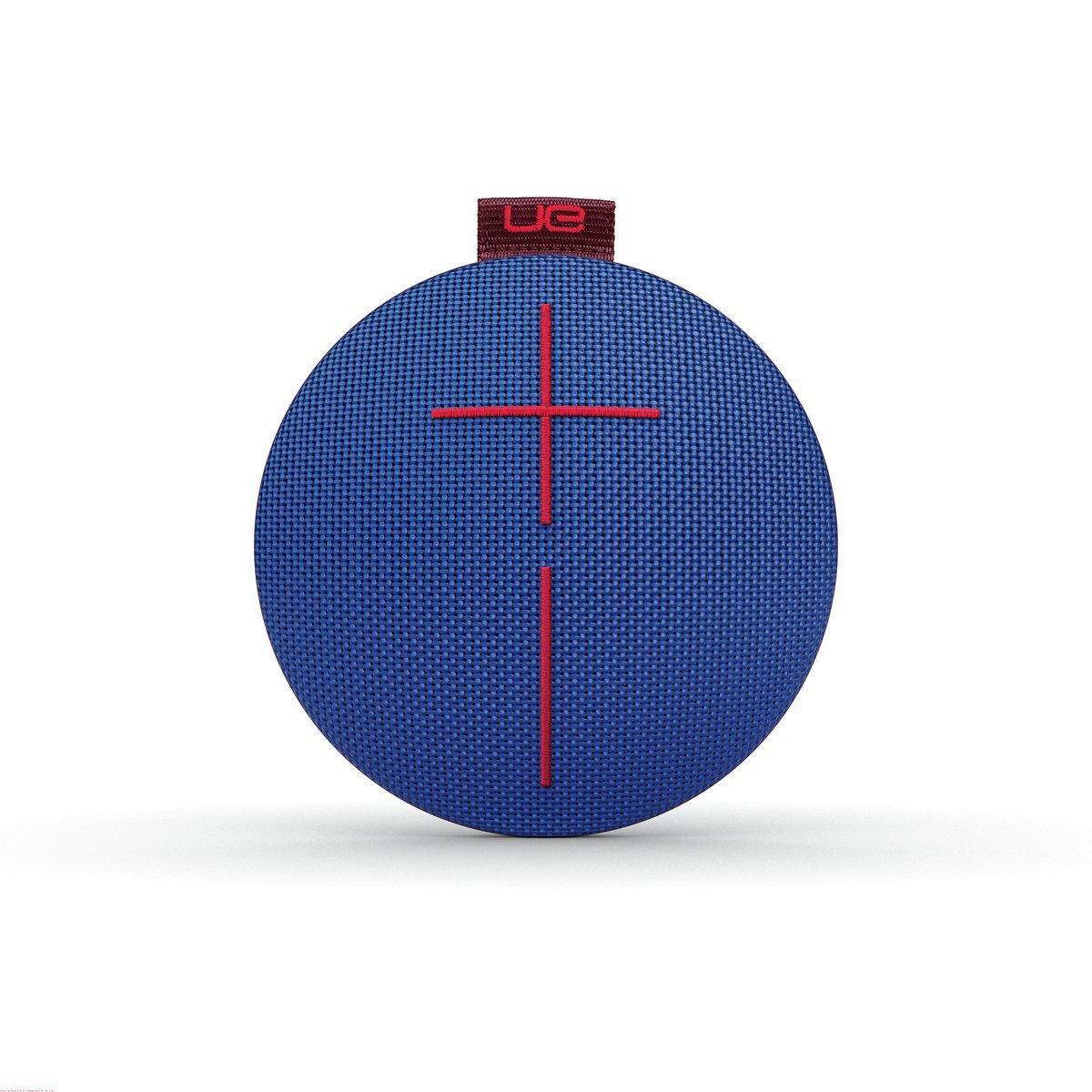 Enceinte Sans-fil UE Roll Atmosphere Bleu étanche et résistante aux chocs - Bluetooth